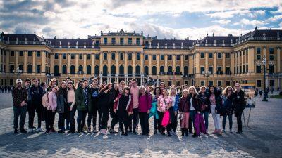 Exkurze – Vídeň